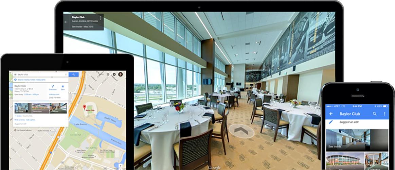 Virtuele tour google